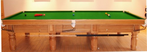 Traditional Bespoke Snooker Tables