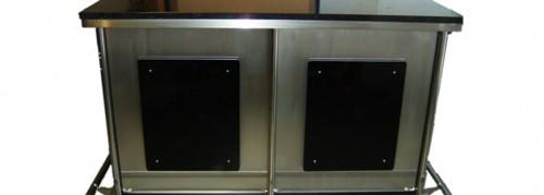 Bespoke Home Bars, Custom Bar Tops & Drinks Cabinets