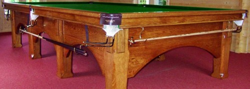 Second Hand Snooker Tables