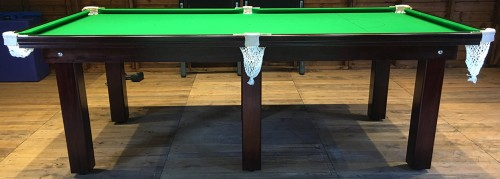 Timber Bed Snooker Tables