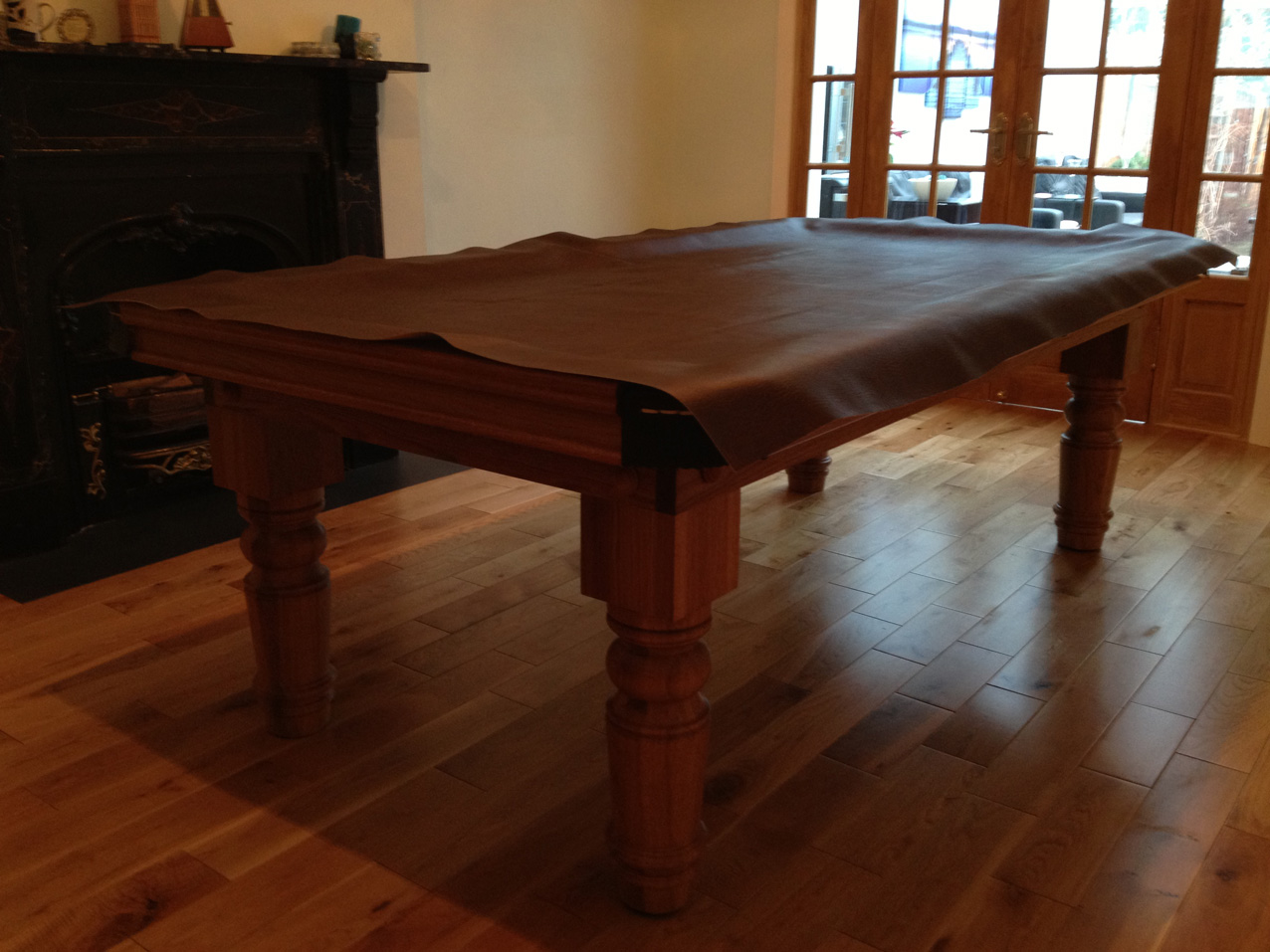view   view: 7ft dining table