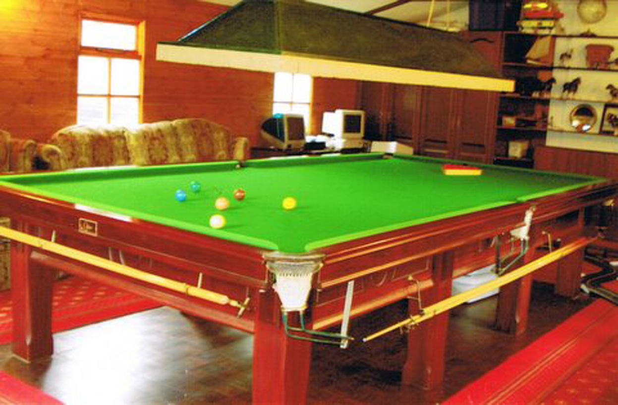 Second Hand Snooker Tables - Fully Refurbished Used Tables
