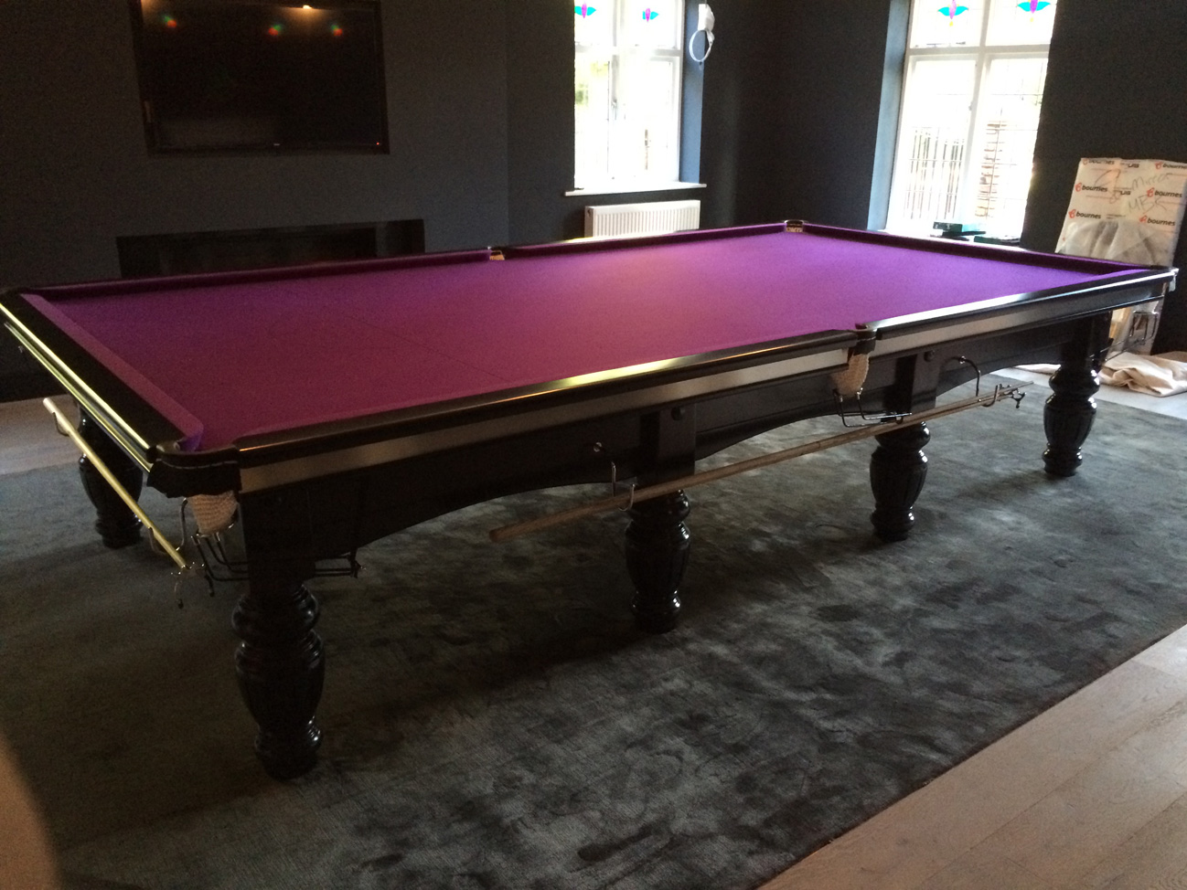 Previously Owned Snooker Tables Snooker Amp Pool Table