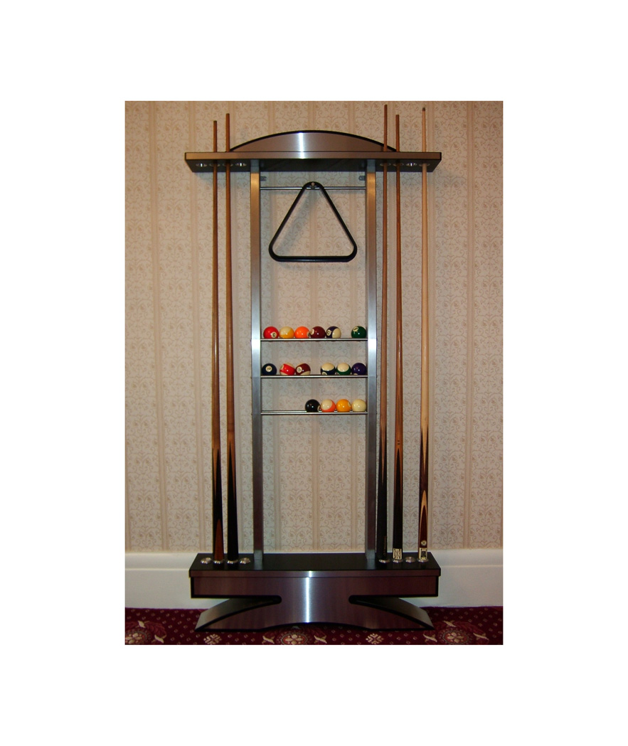 Lovely Click To Zoom Deluxe Waterfall Cue Rack