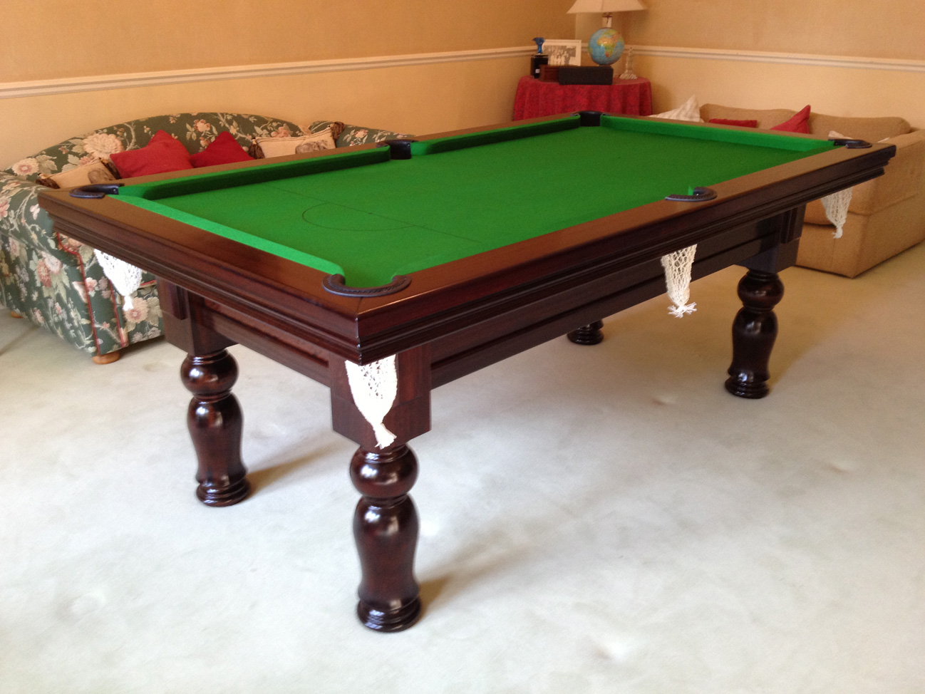 Royal Executive 7ft UK Pool Table View · View