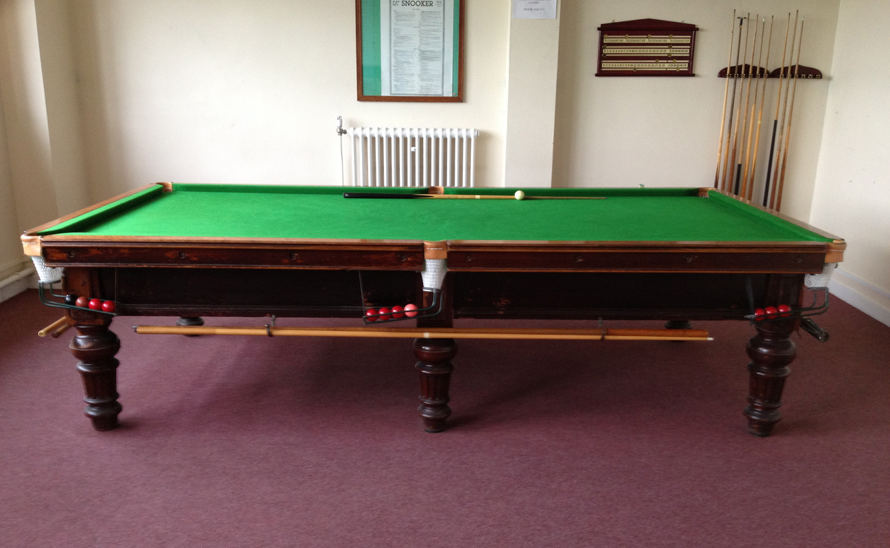 Previously owned snooker tables snooker pool table for 10 x 5 snooker table