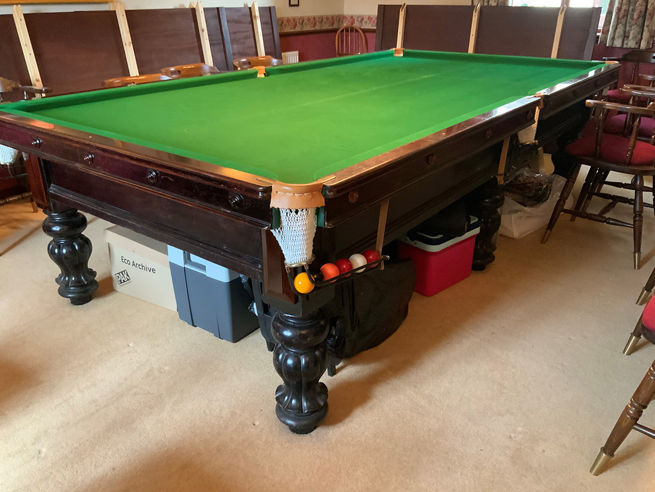 10ft billiard snooker table snooker pool table for 10 foot snooker table