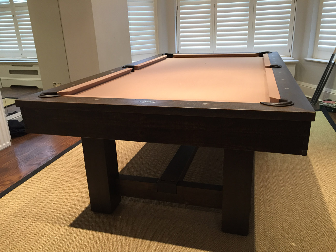 To Zoom Olhausen Breckenridge Pool Table