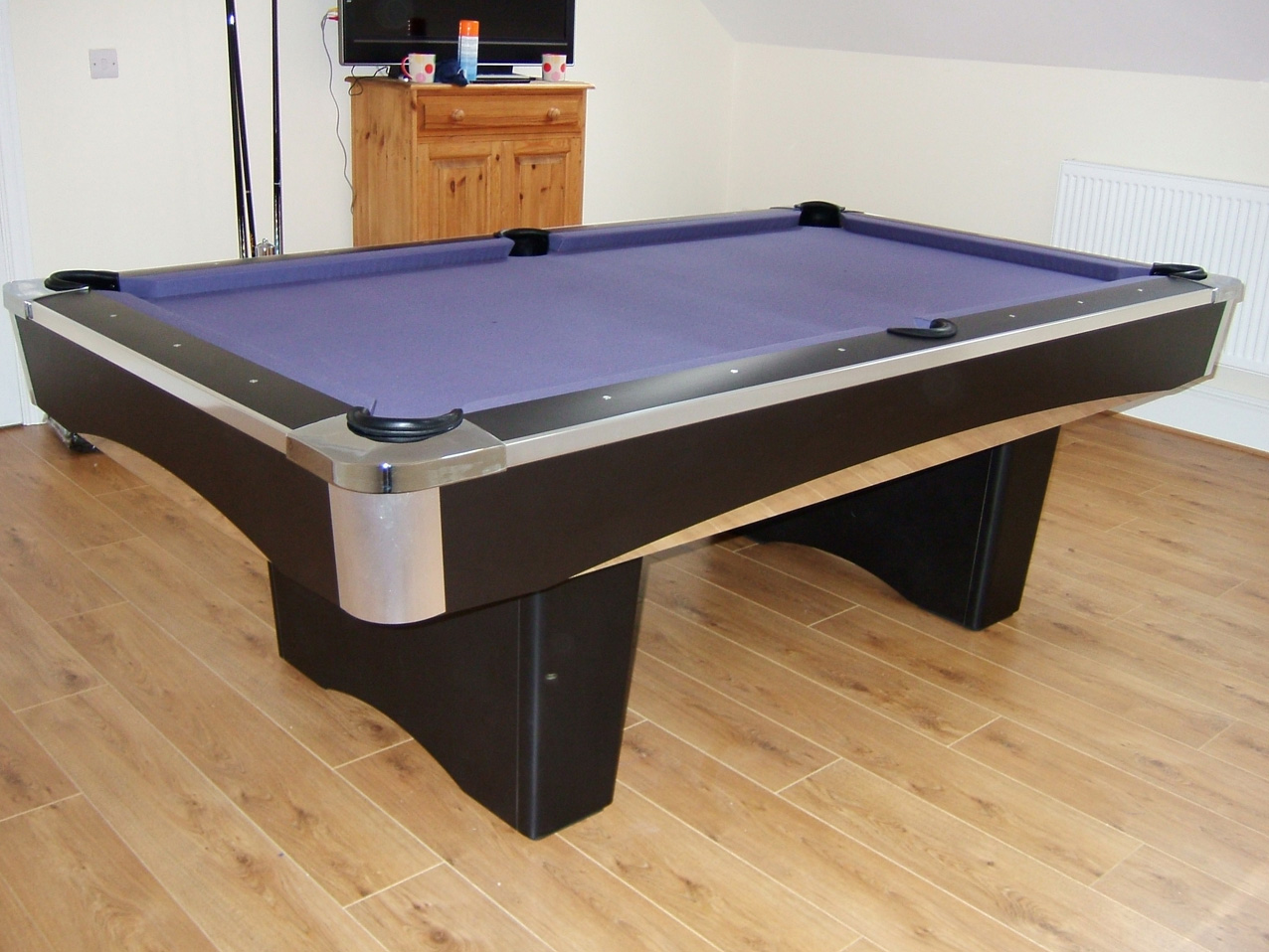 Olhausen Champion Pro III Pool Table American Pool Table - American pool table company