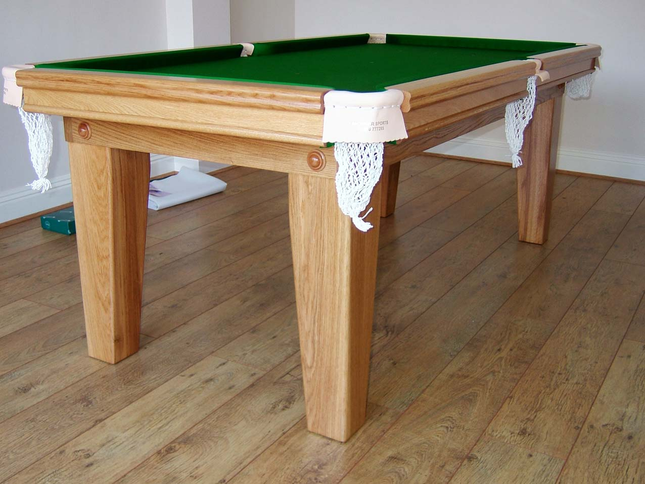 Snooker Dining Table Custom Snooker Diners
