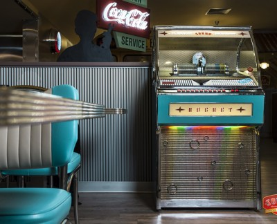 ROCKET 88 JUKEBOX