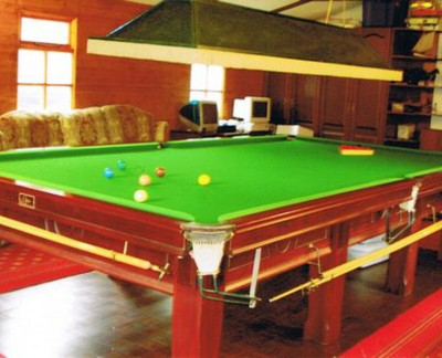 Full Size BCE CLIFTON Snooker Table