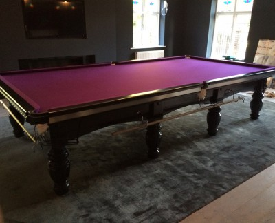 Full Size RILEY ARISTOCRAT Snooker Table