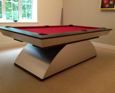 "Olhausen Waterfall Special - ""The Mouse"" Pool Table"