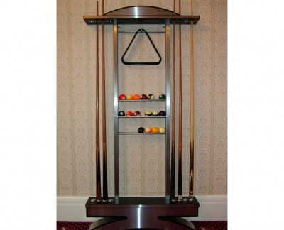 Deluxe Waterfall Cue Rack