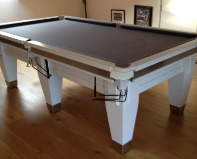 Connoisseur Special 8' x 4' Snooker Table