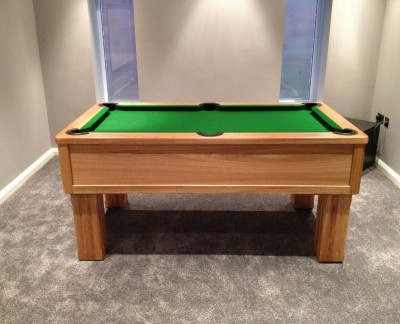 Emperor English Pool Table - Bespoke Size