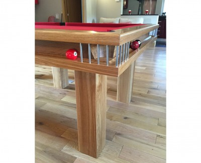 Gallery 8ft English Pool Table