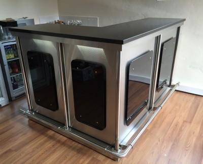 Bespoke Home Bars Custom Bar Tops Drinks Cabinets