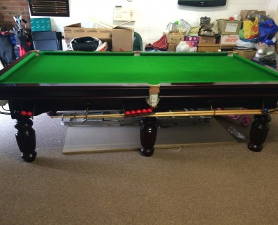 Second Hand Snooker Tables Fully Refurbished Used Tables