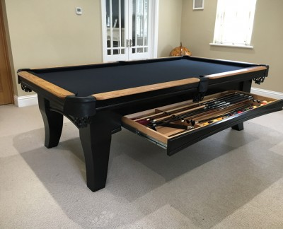 Olhausen Chicago Pool Table with Drawer