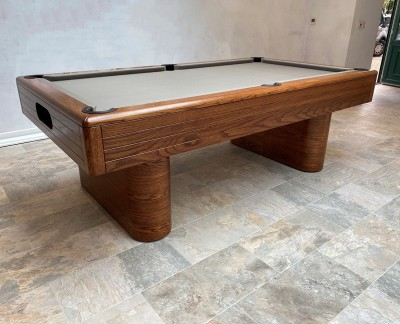 Duke English Pool Table - Pedestal Leg