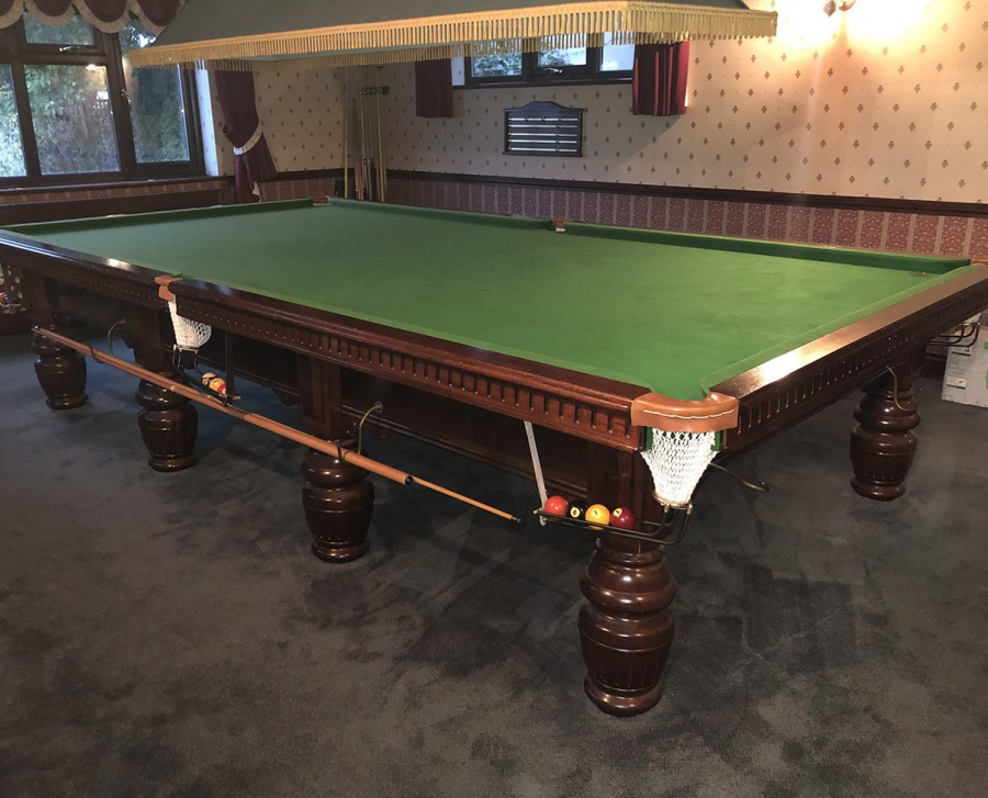 Full-Size Royal Snooker Table