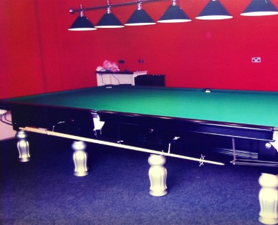 Full-Size RAYLEIGH Snooker Table